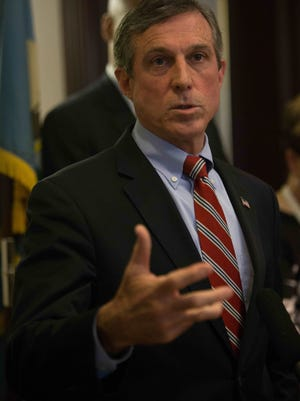 Governor John Carney and legislators will need to find a way to close a $385.6 million budget hole.