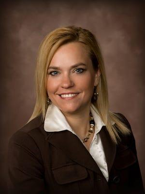 Aberdeen Area Chamber of Commerce president Gail Ochs.