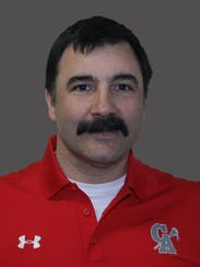 Deven York is a 1991 Canandaigua graduate who was a modified coach and/or junior varsity coach for 21 years before becoming the program's varsity head coach.