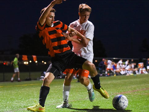 Jerry Hoffsmith ready for new beginning with Palmyra