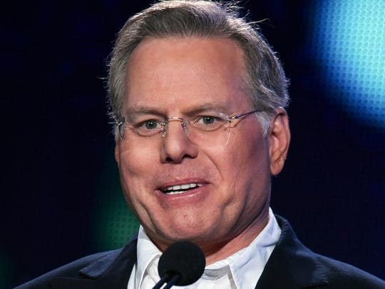 David Zaslav of Discovery Communications is the nation's highest-paid CEO, according to SEC filings.