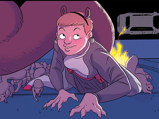 Squirrel Girl is a fan-favorite from the Marvel comic