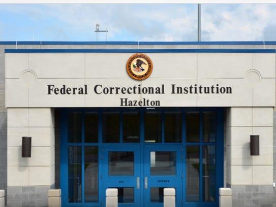 The United States Penitentiary, Hazelton, W.V.