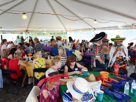 Humane Society of the Treasure Coast volunteers recently