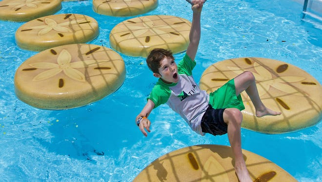 The Sun Splash Family Waterpark is offering $10 admission this weekend.