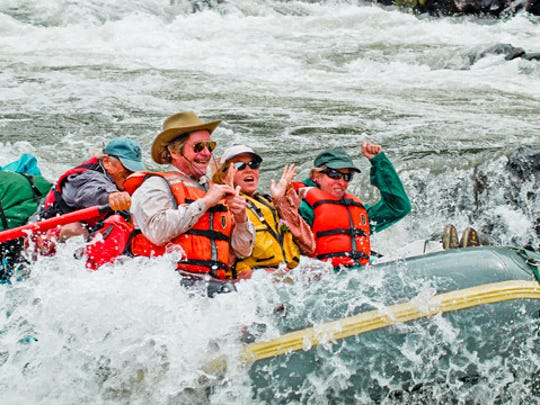 Guided trips on the wild section of the Rogue River bring visitors into a land of whitewater, camping and wildlife.