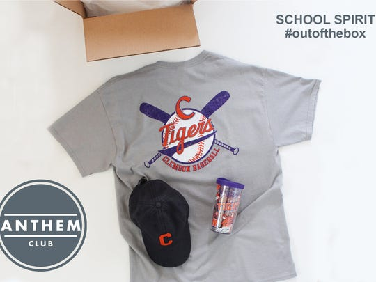 Three Upstate residents created Athem Club, a quarterly subscription box, with Clemson and South Carolina Fans in mind.