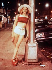 Who knew that Jodie Foster's underage prostitute character