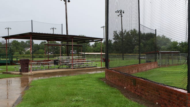 Major upgrades are expected for ball fields at Osterland Recreation Center.