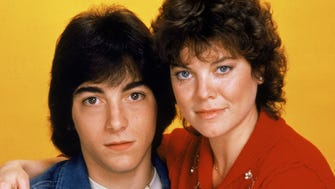 Erin Moran spent a decade playing Joanie Cunningham, first on 'Happy Days' and later on its short-lived spinoff 'Joanie Loves Chachi.'