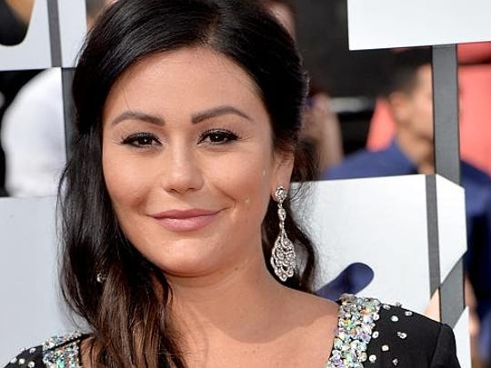 "Jenni ""JWoww"" Farley says her goal now is to produce great TV shows."