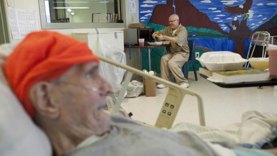indiana u2019s aging prison population presents health