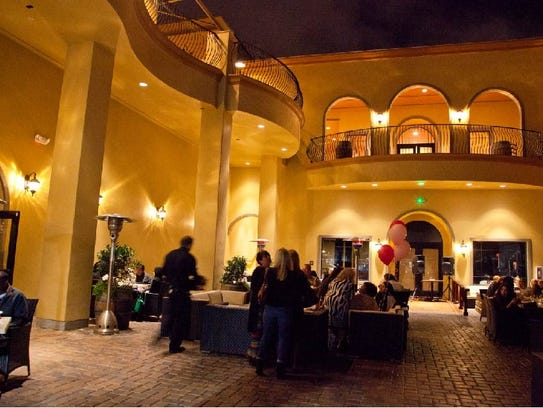 201 Main will offer a five-course meal and New Year's