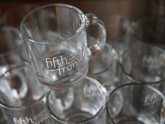 The new Fifth Frame Brewery.