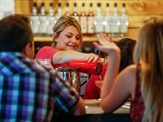 The Miracle on Walnut Street pop-up Christmas bar opens Friday at Missouri Spirits, with signature holiday cocktails and fun events through Dec. 30.