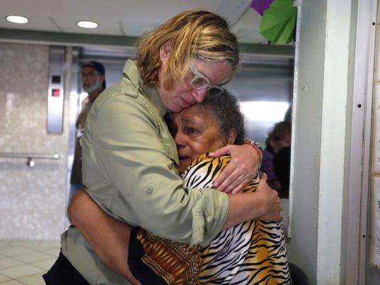 Image result for mayor of San Juan hurricane