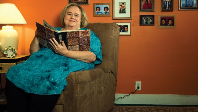 Louie Anderson as Christine Baskets in FX's 'Baskets.'