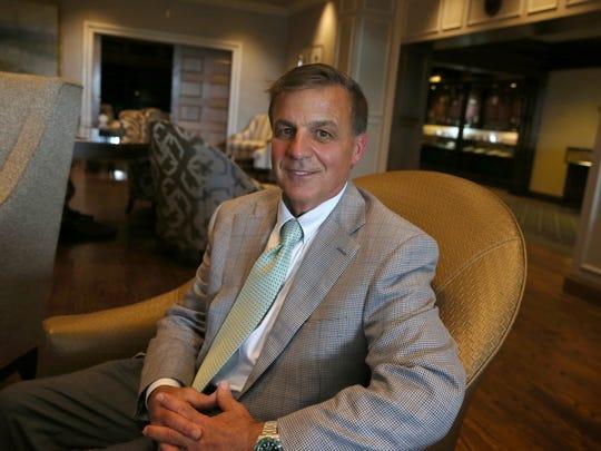 Armand D'Alfonso, President, Nothnagle Realtors, talks