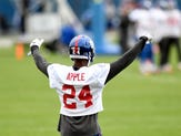 Can Janoris Jenkins and Eli Apple rebound to become NY Giants' shut-down corner tandem?