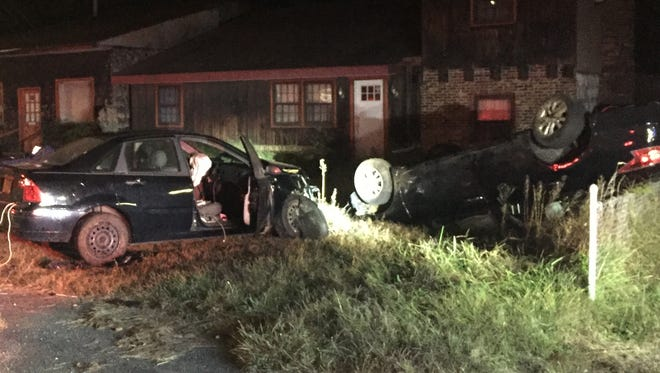 Vineland Police have upgraded charges against Jonathan Lema, 21, of Williamstown, after an Oct. 3, 2017 collision at Delsea and Gallagher drives.