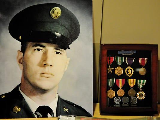 AP Oklahoma Medal of Honor Recipient