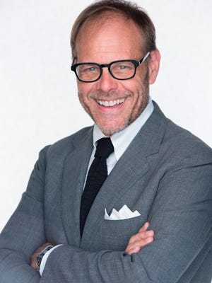 Food Network star Alton Brown.