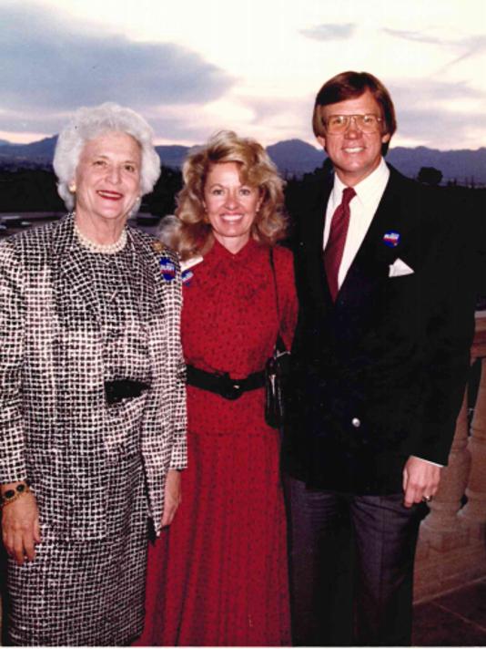 Barbara Bush photo