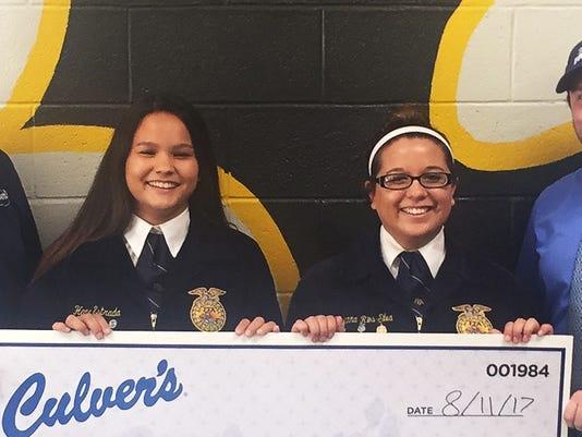 Culver's Thank You Program