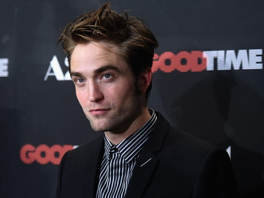 Robert Pattinson attends the New York premiere of 'Good Time' on Aug. 8, 2017.