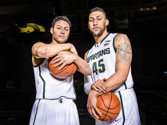 MSU Men's Basketball Media Day
