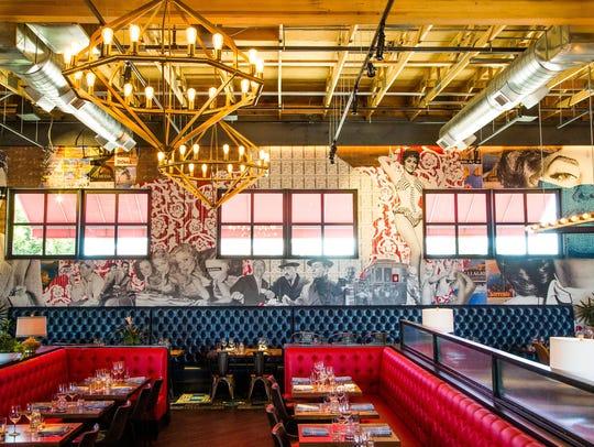 Feel like culinary glitterati at celeb chef Scott Conant's modern osteria at Seventh Street and Montebello Avenue in central Phoenix.