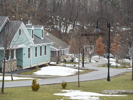 A view of the campus at the Anderson Center for Autism in Staatsburg.