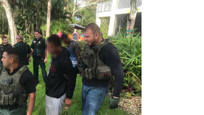 Car jacking suspects captured in Palm City