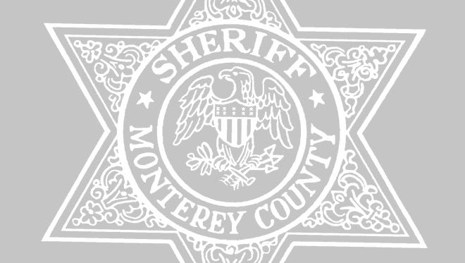Monterey County Sheriff's Office.