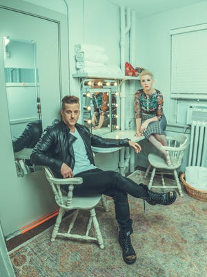 Thompson Square will perform at 7:30 p.m. Feb. 10 at the University of Wisconsin-Stevens Point.