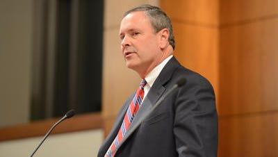 Nashville District Attorney Glenn Funk