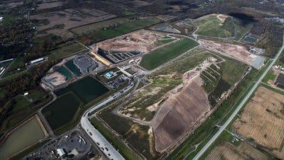 2013 file photo of Seneca Meadows Landfill in Seneca Falls, Seneca County