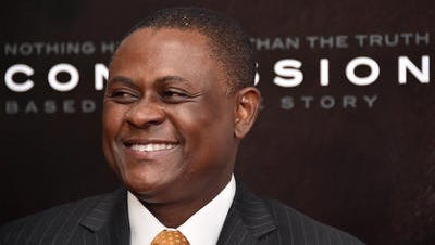Dr. Bennet Omalu, who fought the NFL over concussions, will speak at the El Paso Hispanic Chamber of Commerce's annual gala Saturday.