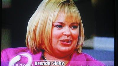Brenda Slaby appears on 'Oprah'