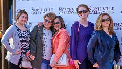 Northville Girls' Night Out takes place this Friday night.