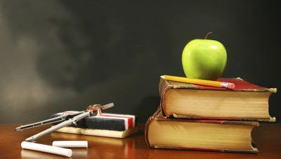 The state has announced finalists for teacher and principal of the year.