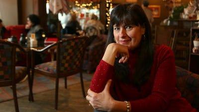 Enquirer columnist Krista Ramsey
