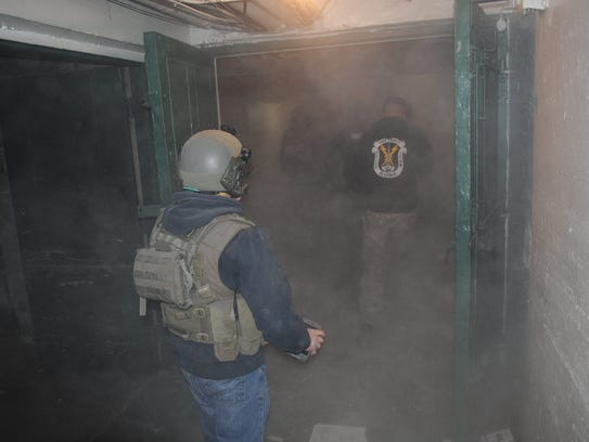 The York County Quick Response Team recently trained