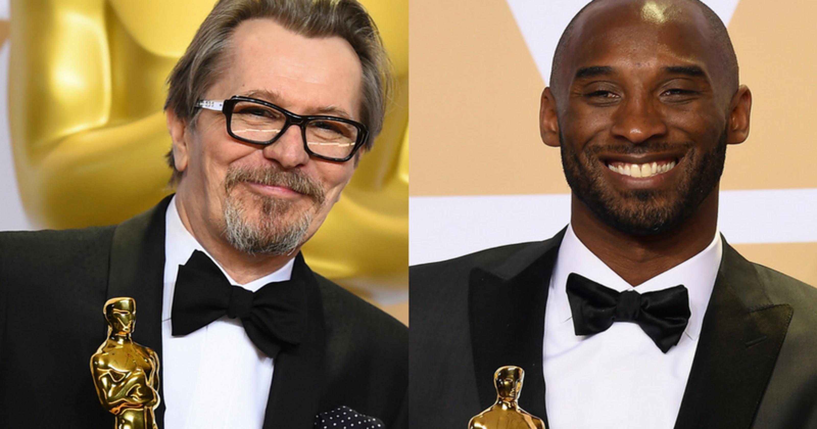 Why Gary Oldman's and Kobe Bryant's Oscar wins were tragic