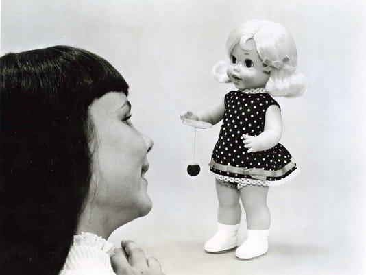 Vintage toys Mattel Baby Walk N Play