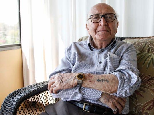 Holocaust survivor rec...