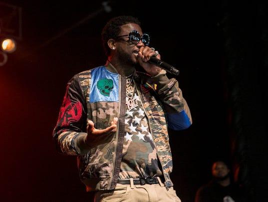 Trap God Gucci Mane Tour