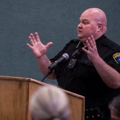 Aransas Pass PD chief pushes for teachers to be armed