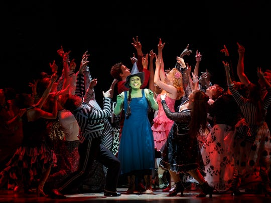 """Wicked"" returns for a fourth stay at the Fox Cities PAC. It runs Aug. 30-Sept. 10."