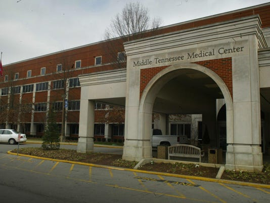 Middle Tennessee Medical Center, Murfreesboro